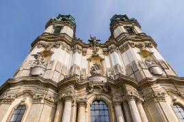 Krzeszów - sanktuarium Matki Bożej Łaskawej