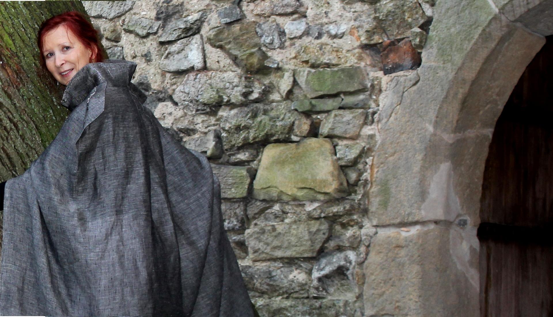 gry plenerowe i eventy kostiumowe - wieża książęca w Siedlęćinie